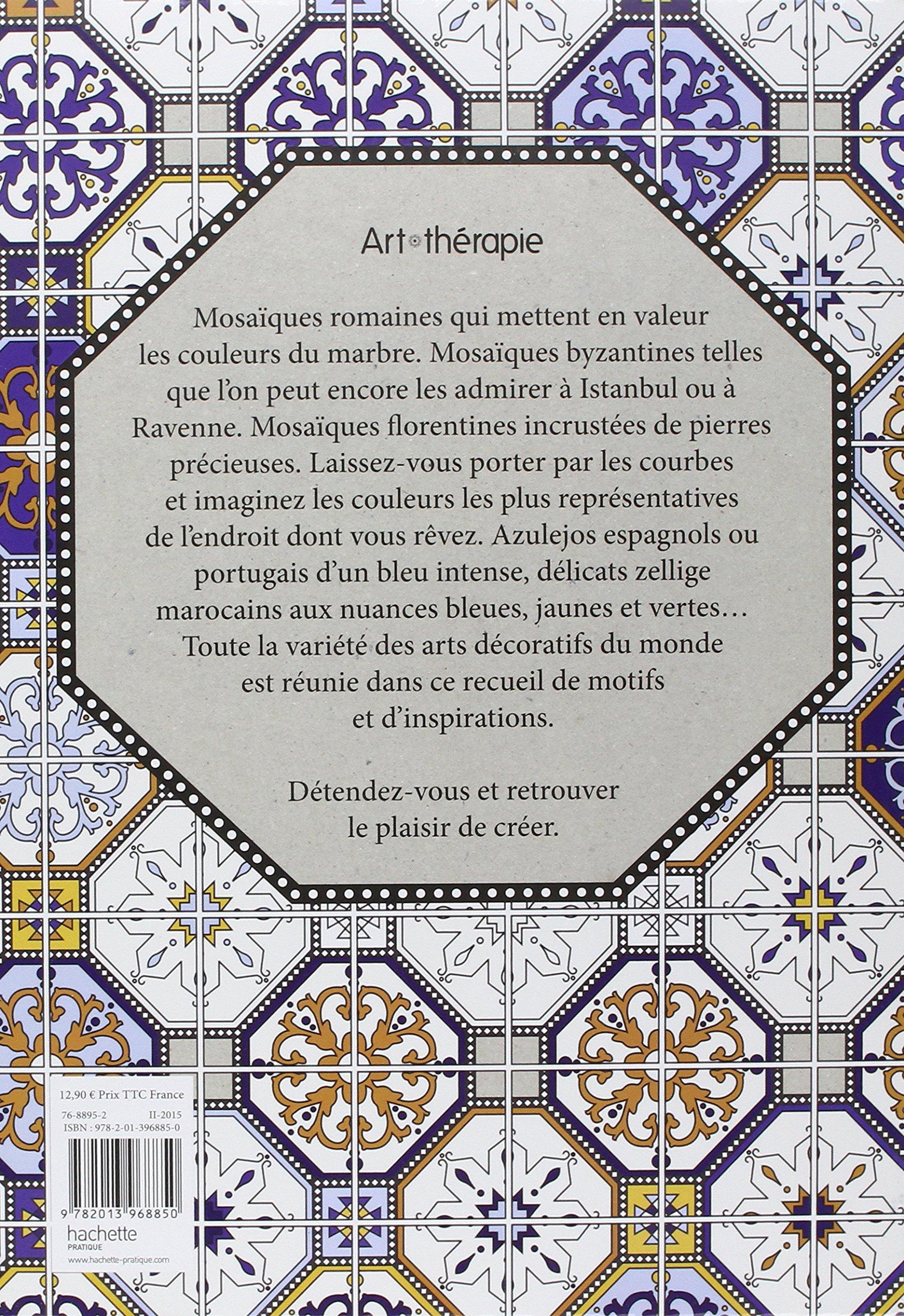 Mosaiques Et Azulejos 100 Coloriages Anti Stress Amazon Fr Sylvie