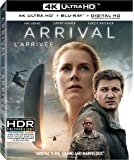 Arrival [4K Ultra HD + Blu-ray + Digital HD]
