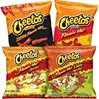 40-Count Cheetos Hot & Spicy Variety Pack