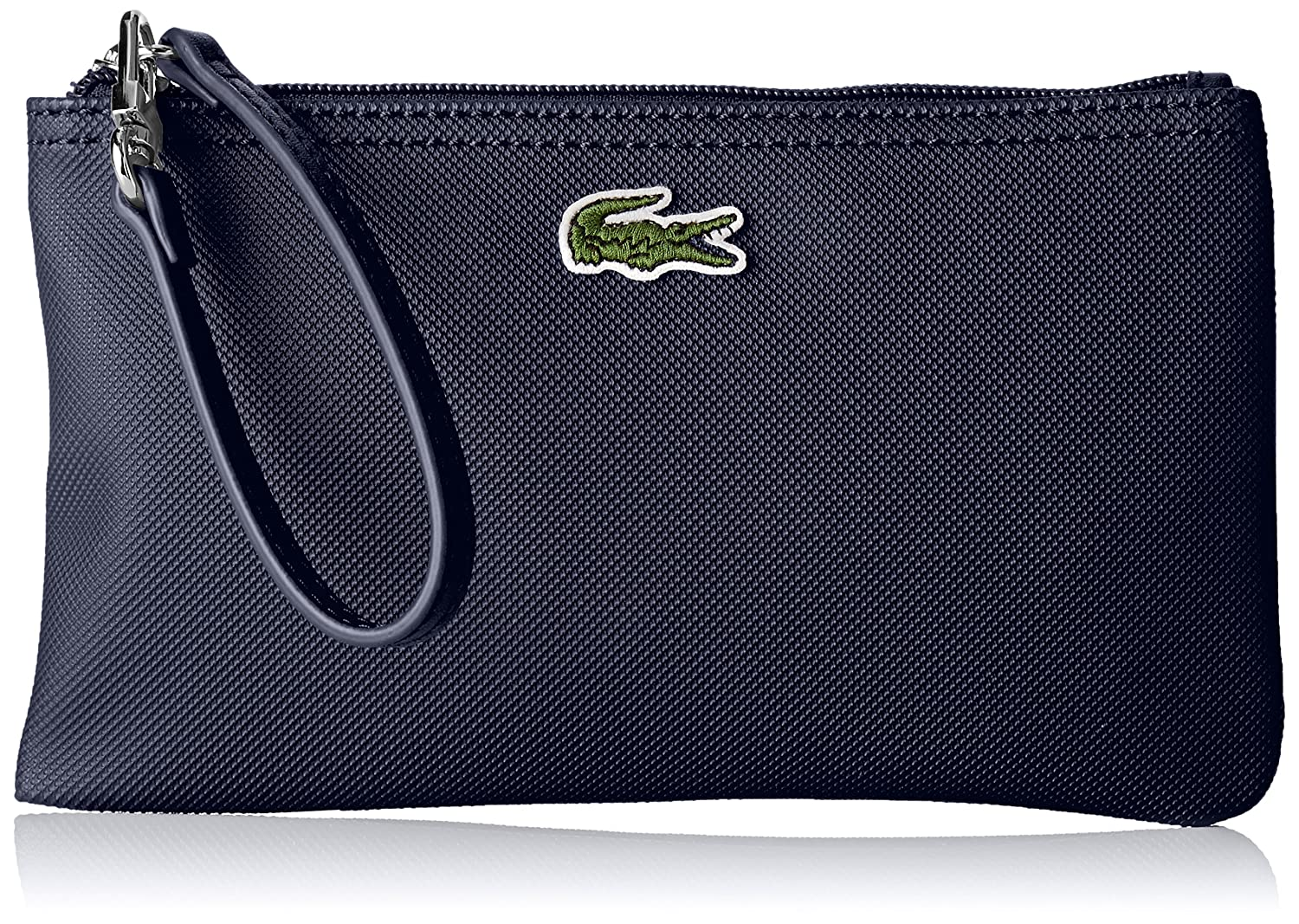 Amazon.com: Lacoste Womens Clutch Bag - Eclipse Navy: Shoes