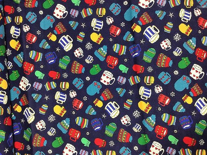 Manoplas & Cacao Lucy by Hi Fashion - Tela de algodón acolchada: Amazon.es: Juguetes y juegos