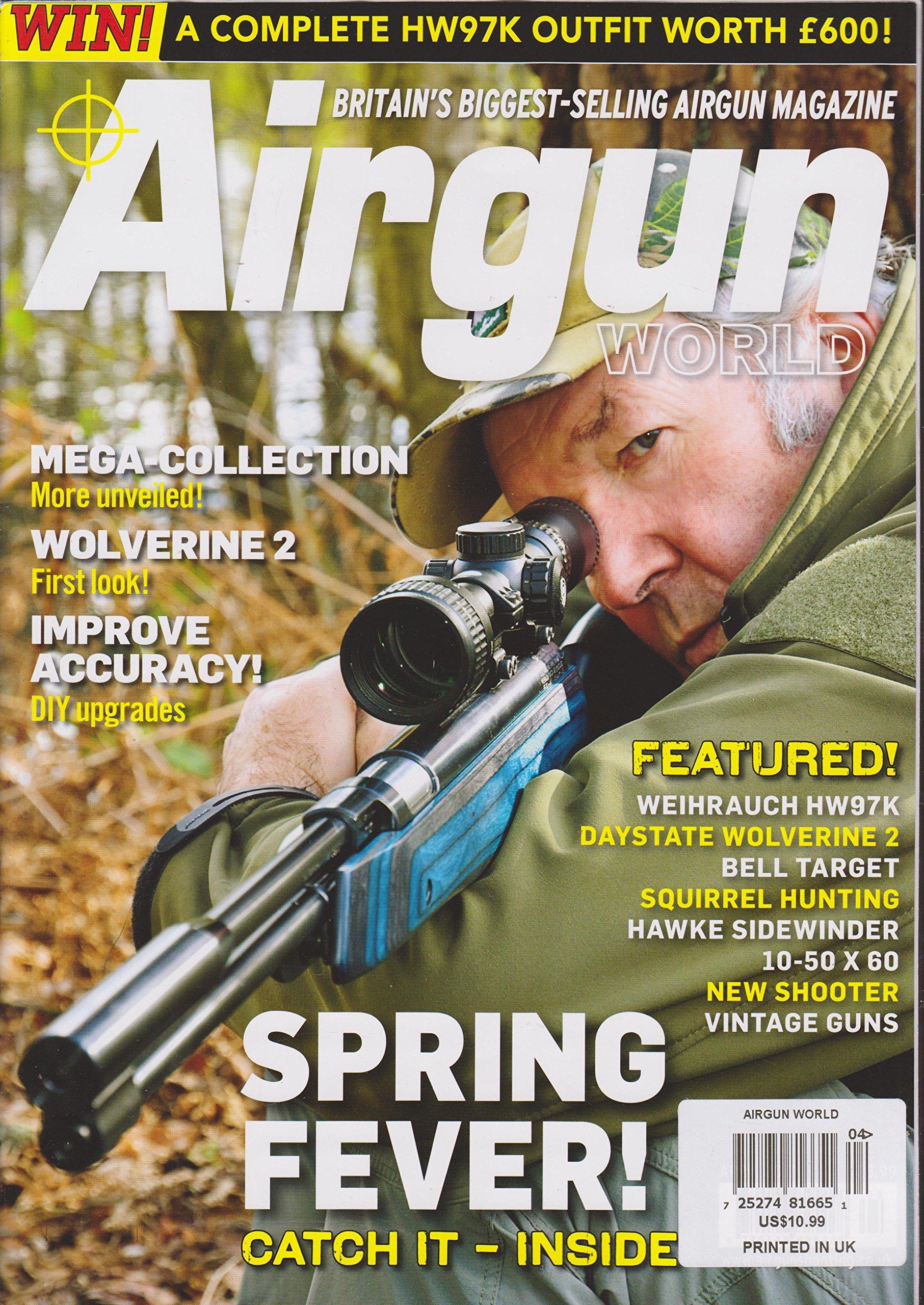 Airgun World Magazine April 2017 ebook