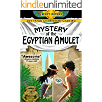 THE MYSTERY OF THE EGYPTIAN AMULET (Kid Detective Zet Book 2)