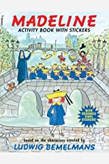 Madeline: Activity Book with Stickers Paperback