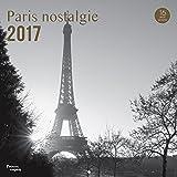 Nouvelles Images Calendrier 2017 Paris 16 mois 29 x 29 cm Noir/Blanc