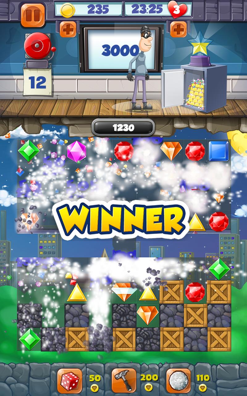 Diamants Games