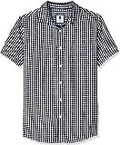 Amazon Brand - Symbol Men's Regular fit Casual Shirt