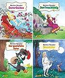 Nelson Mini-Bücher: 4er Märchen-Klassiker 5-8