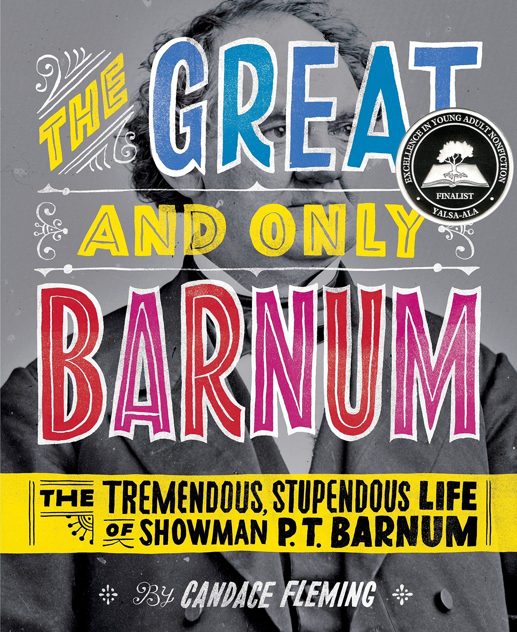 Great Only Barnum Tremendous Stupendous product image
