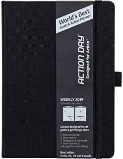 amazon com action day 2019 1 time management planner you get