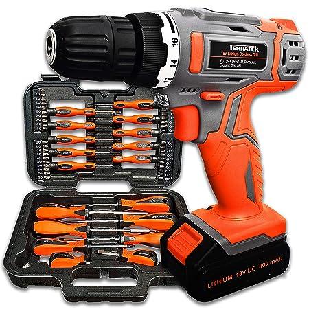 58pc Screwdriver Set Terratek/® Screwdriver Set