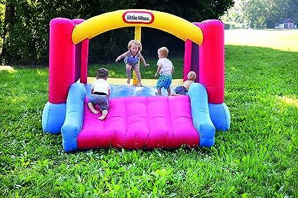 little tikes 173370UK Castillo Hinchable: Amazon.es: Juguetes y juegos