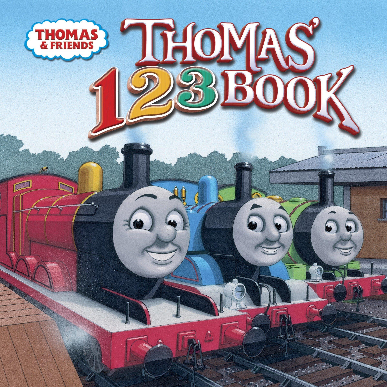 Thomas' 123 Book (Thomas & Friends) (Pictureback(R)) pdf