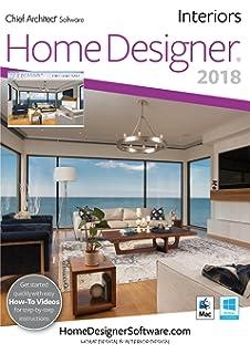Amazon.com: Home Designer Interiors 2016 [PC]: Software