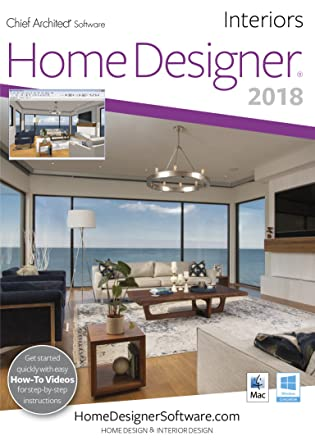 Amazon.com: Home Designer Interiors 2018 - Mac Download [Download ...