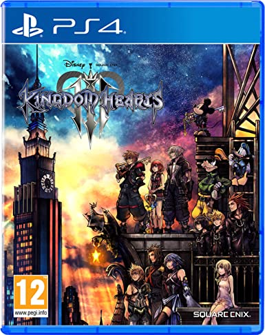 Square Enix Kingdom Hearts III, PS4 vídeo - Juego (PS4, PlayStation 4, Acción / RPG, E10 + (Everyone 10 +)): Amazon.es: Videojuegos