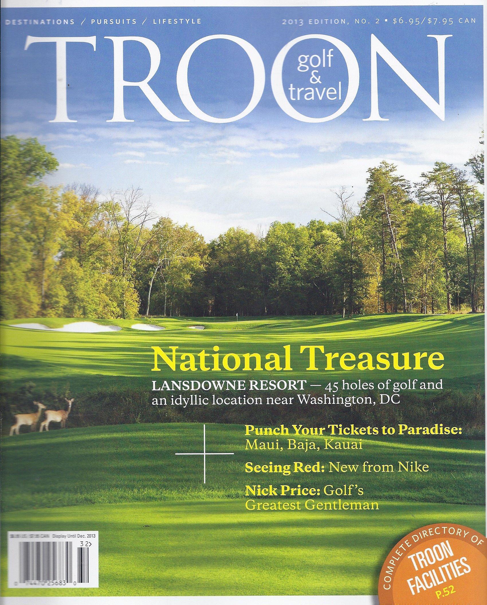 Troon Golf & Travel (#2) (2013 Edition) pdf epub
