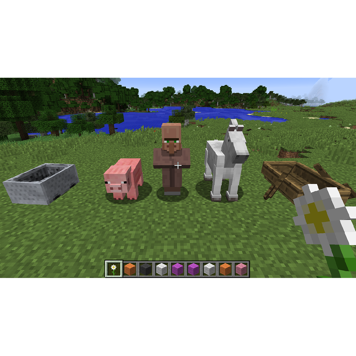 Amazoncom Minecraft For PCMac Online Game Code Video Games - Skins para minecraft 1 8 premium