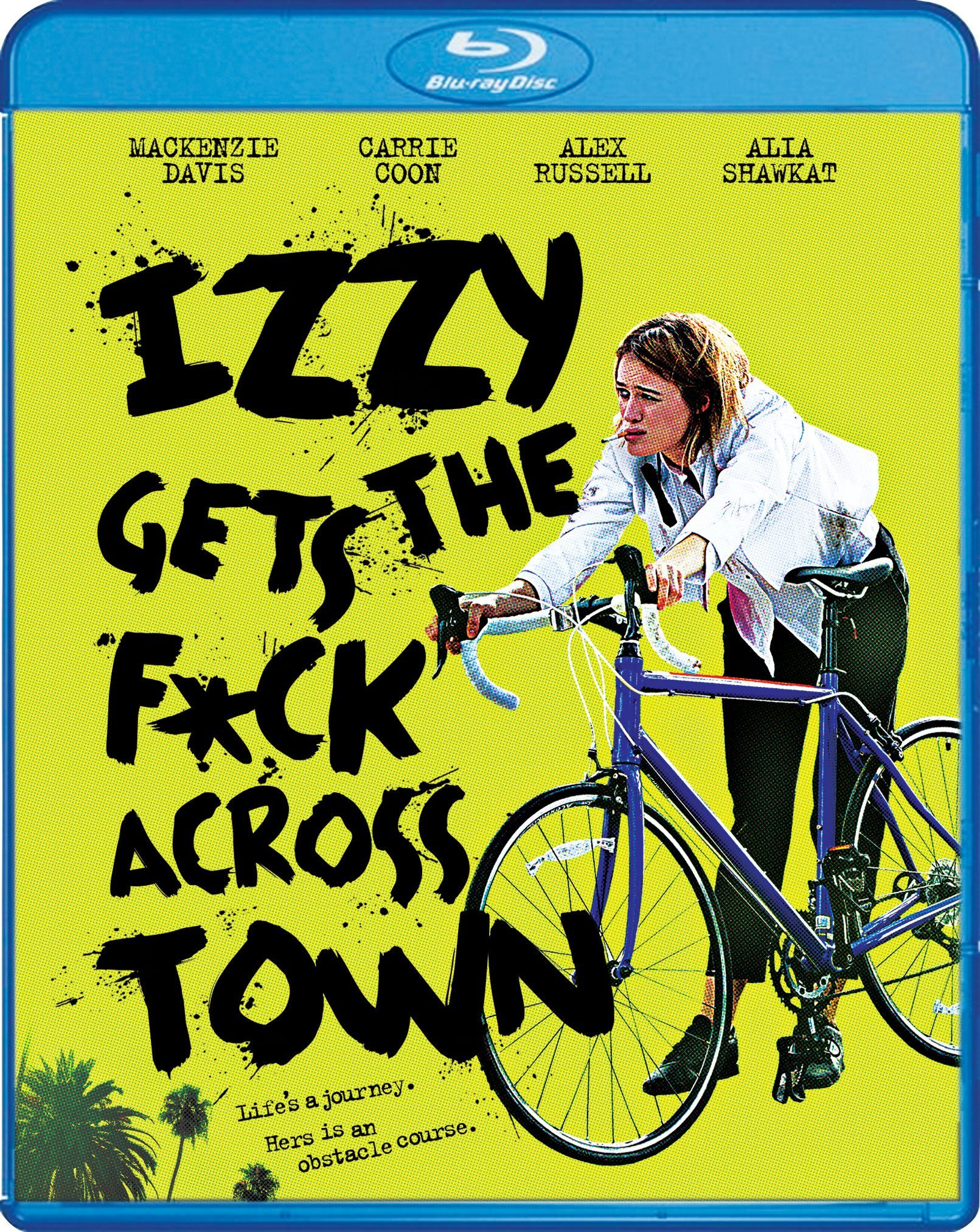 Blu-ray : Izzy Gets The F*ck Across Town (Widescreen)