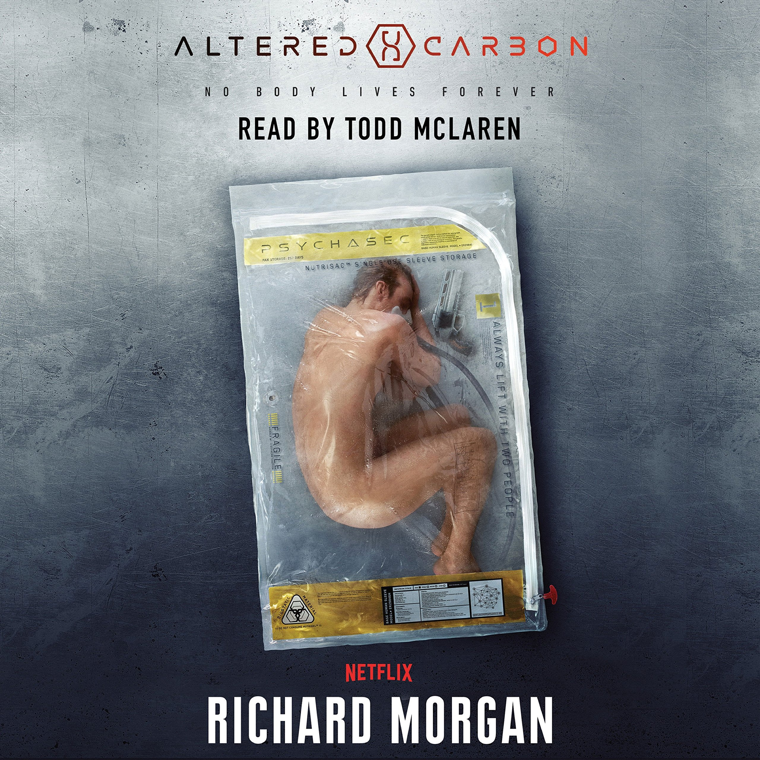 Altered Carbon  Altered Carbon Book 1