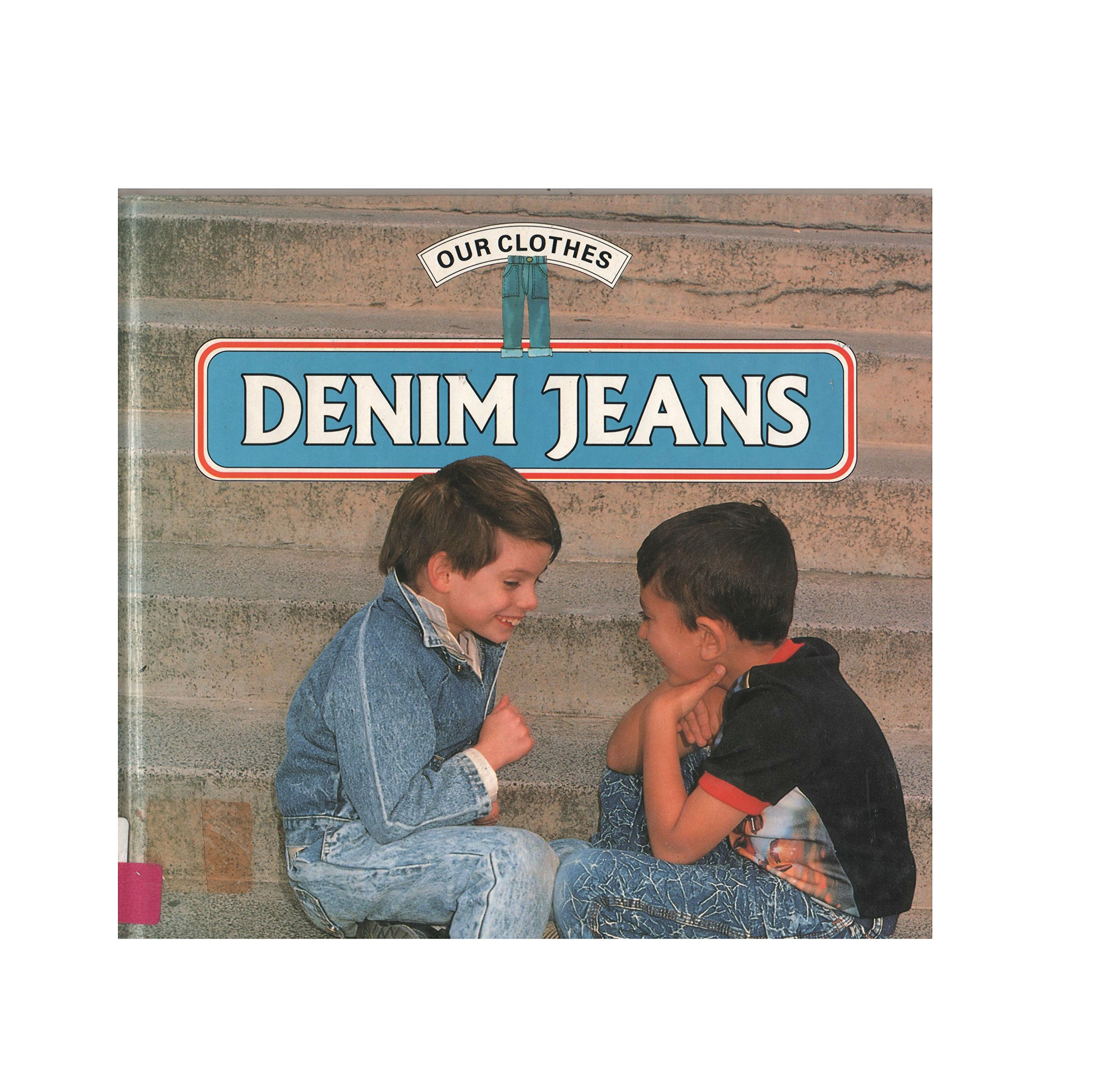 Denim Jeans (Our Clothes)
