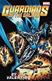 Guardians of the Galaxy By Jim Valentino Vol. 3 (Guardians of the Galaxy (1990-1995))