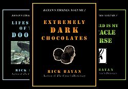 Bayan's Tirades (3 Book Series) by  Rick Bayan