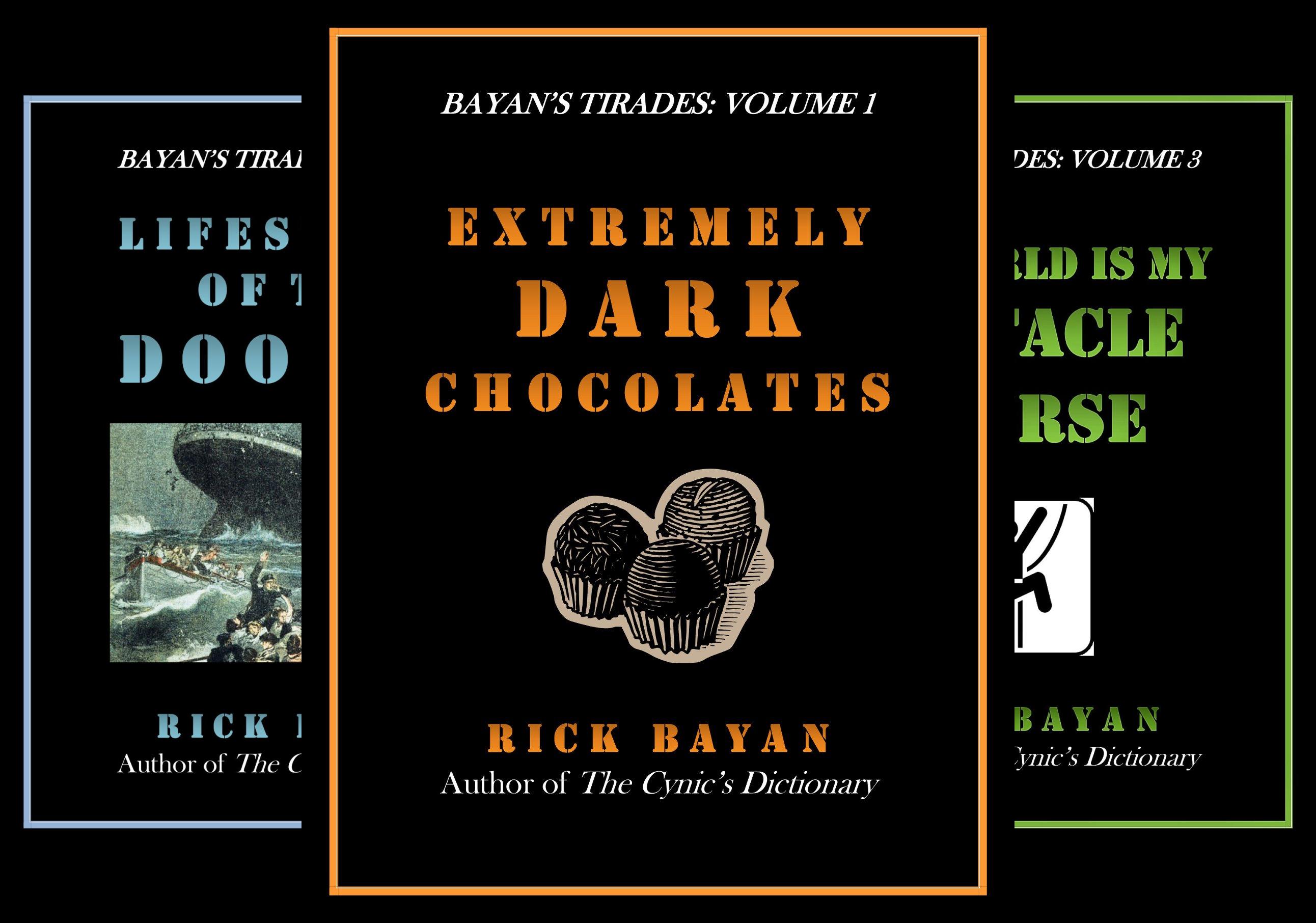 Bayan's Tirades (3 Book Series)
