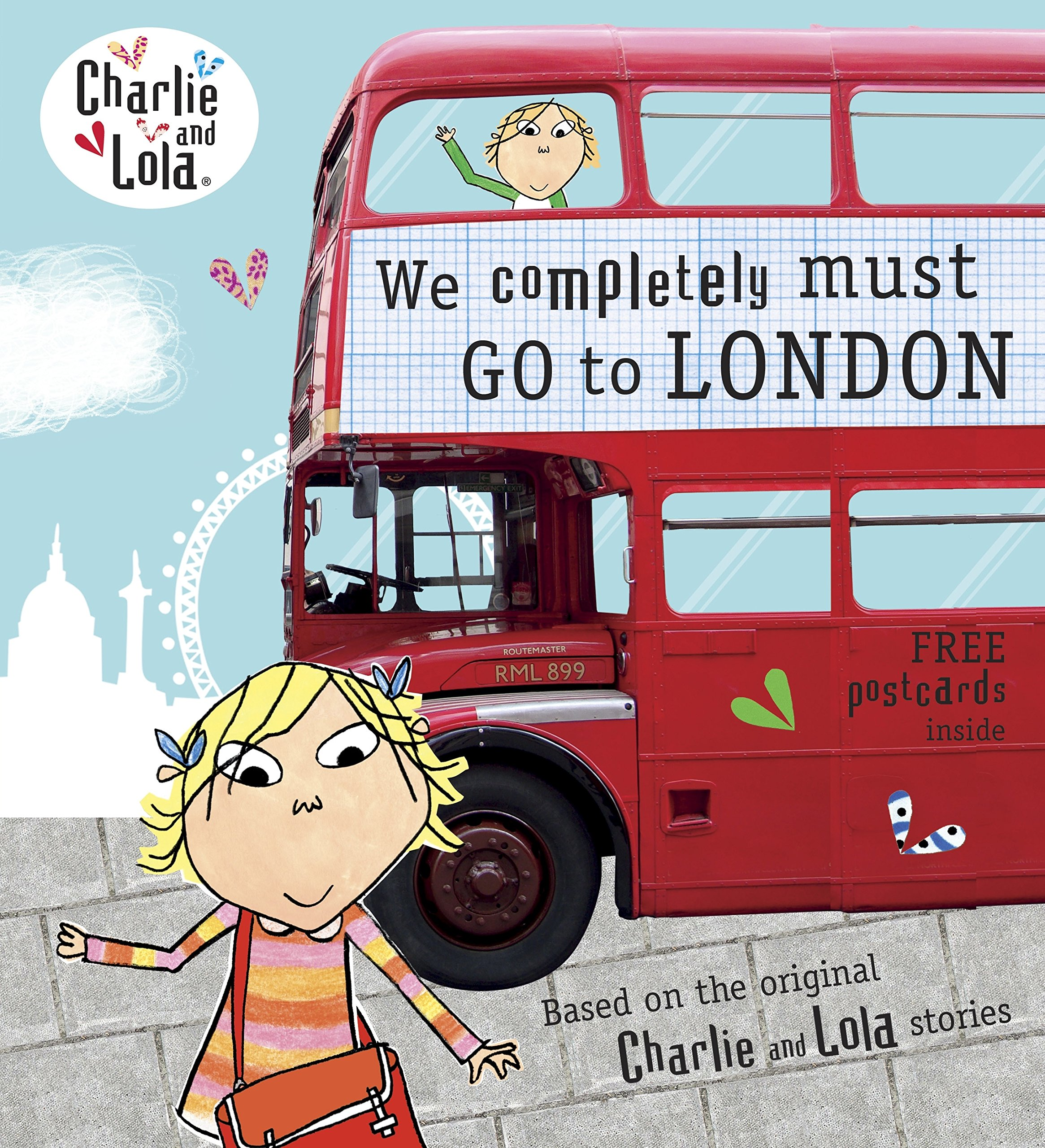Charlie and Lola: We Completely Must Go to London ebook