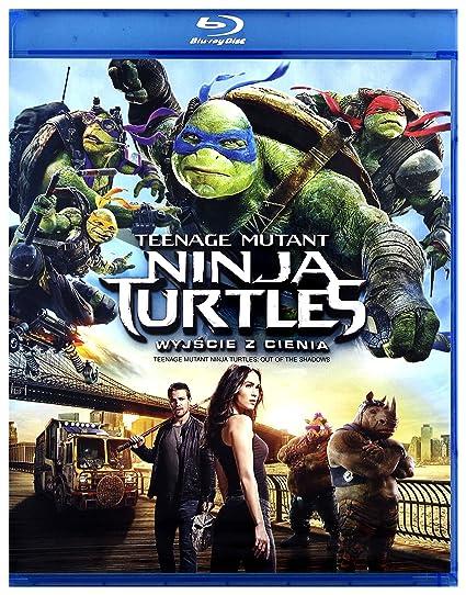 Amazon.com: Teenage Mutant Ninja Turtles: Out of the Shadows ...