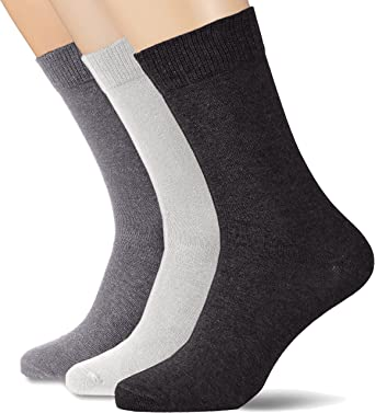 Mustang Socks Calcetines (Pack de 3) para Hombre: Amazon.es: Ropa ...
