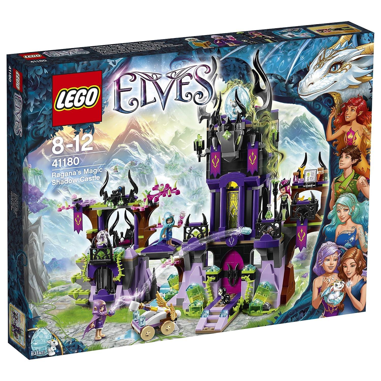 レゴ (LEGO) エルフ ラガーナのマジックシャドー城 41180   B01AC1AAS8