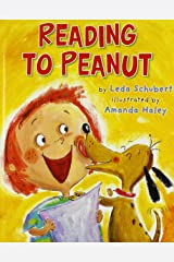 Reading to Peanut Hardcover