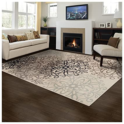 rugs floret home seaglass imperial carpet rug area collection karastan