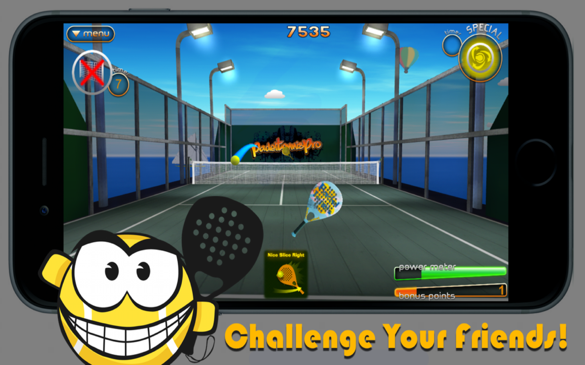 Amazon.com: Padel Tennis Pro - World Tour Edition: Appstore ...