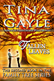 Paranormal Romance: Fallen Leaves: College Age Woman Sleuth (Family Tree - Psychic Romantic Suspense series Book 2)
