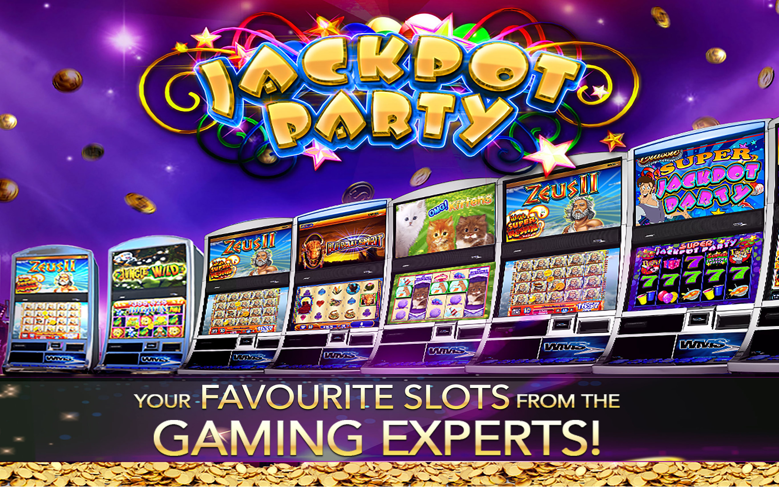 jackpot party casino slots play online - yahoo games