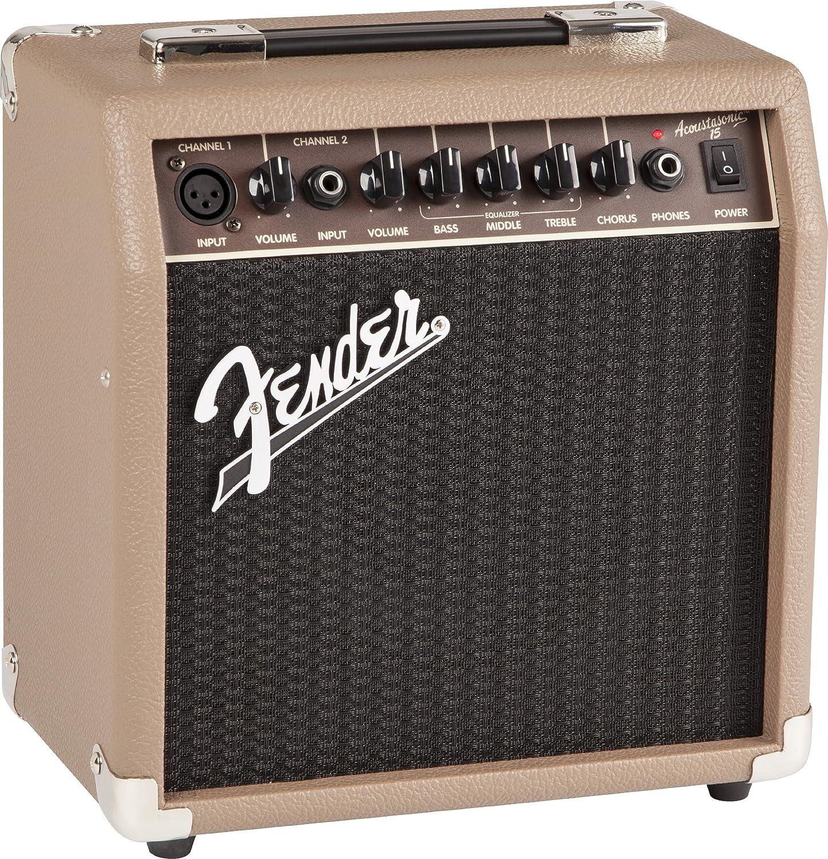 Related keywords amp suggestions for line 6 guitar amps - Fender Acoustasonic 15 15 Watt Acoustic Guitar Amplifier