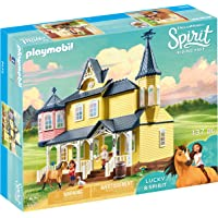 Playmobil Spirit Casa di Lucky, 9475
