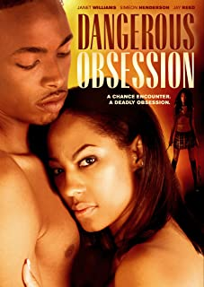 Book Cover: Dangerous Obsession