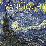 VAN GOGH 2020 CALENDAR (ファン ゴッホ 肖像画 花の静物画 風景画 2020年 カレンダー GF)