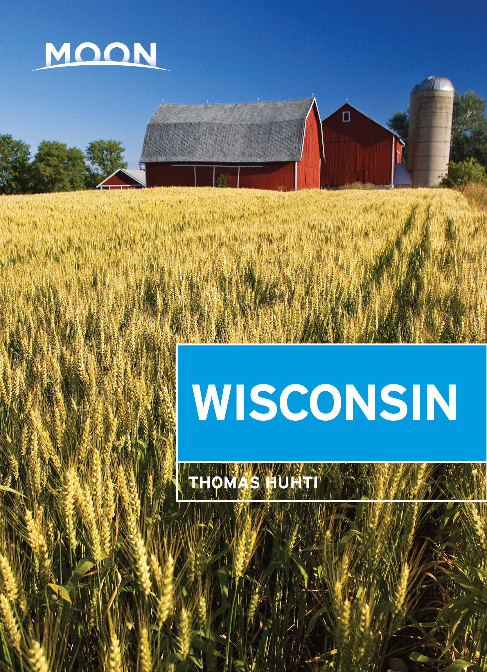 Moon Wisconsin (Travel Guide) (English Edition)