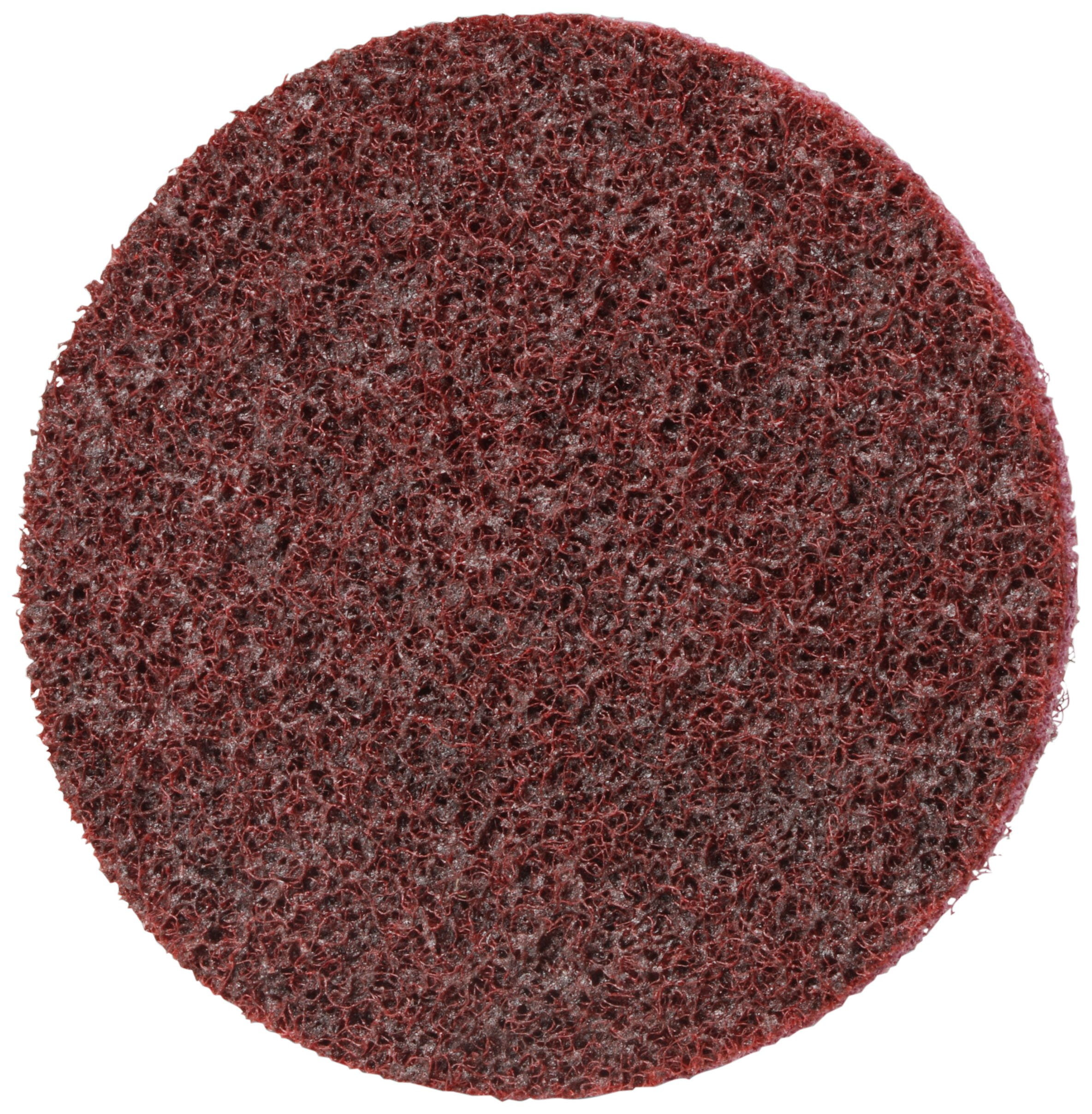 Scotch-Brite(TM) SL Surface Conditioning Disc, Hook and Loop Attachment, Aluminum Oxide, 7 Diameter, A Medium Grit (Pack of 25)