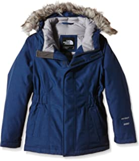 8c59ad6d0d89 Amazon.com  The North Face Girl s Arctic Swirl Down Jacket  Clothing