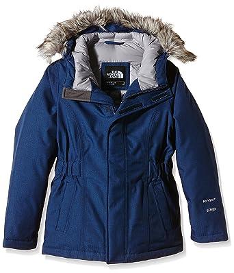 The North Face G Greenland Down Parka - Chaqueta para niña, Color Azul, Talla YM: Amazon.es: Deportes y aire libre