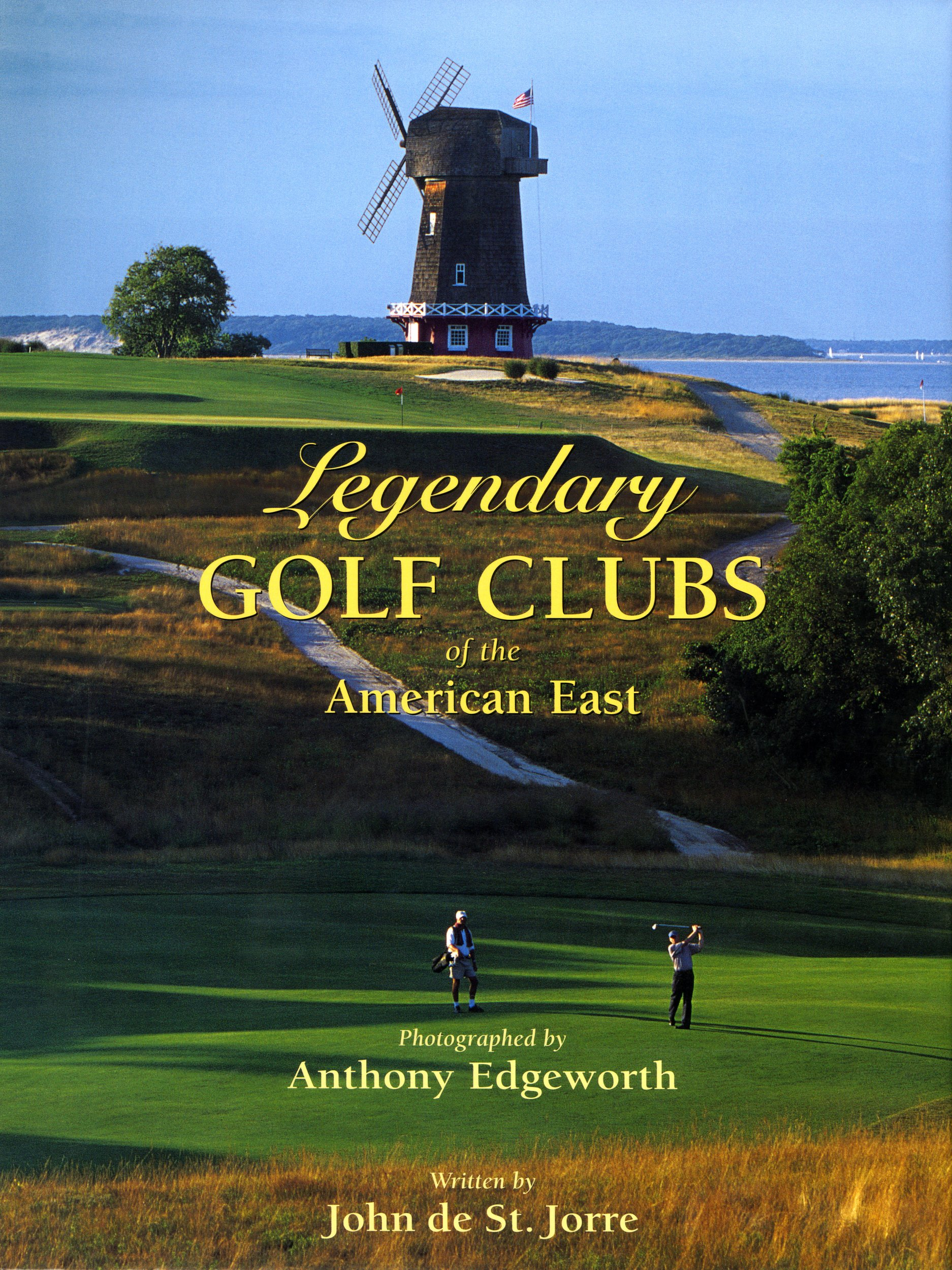 Legendary Golf Clubs of the American East PDF