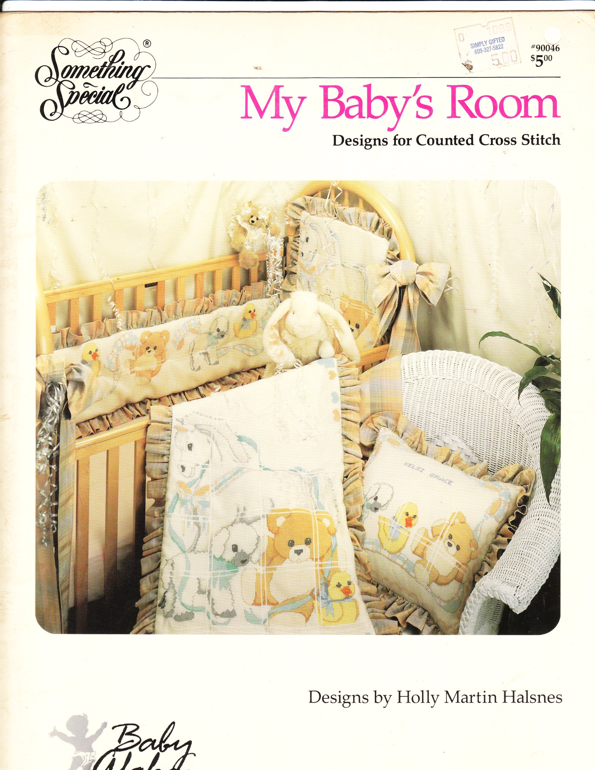 My Baby's Room. Designs for Counted Cross Stitch.