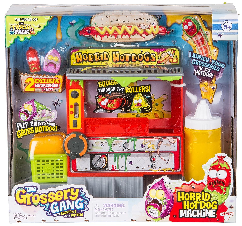 Grossery Gang Season 2 Horrid Hot Dog Playset Moose Toys 69017