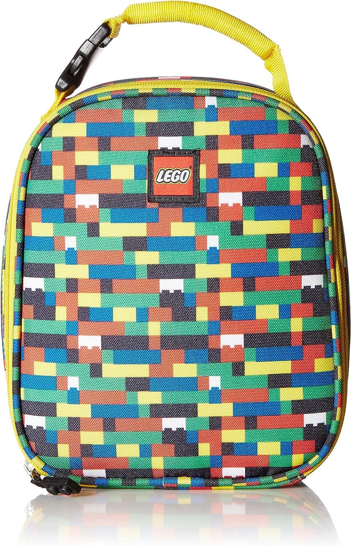 LEGO Kids Minifigure Lunch Backpack