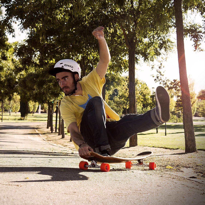 Orangatang Stimulus 70 mm 83a Freeride Longboard Skateboard Skateboard Skateboard Wheels w Loaded Jehu V2 Bearings (viola, Set of 4) B074XK12ZG w  Loaded Jehu V2 bearings viola, 83a | Molto apprezzato e ampiamente fidato dentro e fuori  | Aspetto Attraente  | Lasciare Che I  374e8a